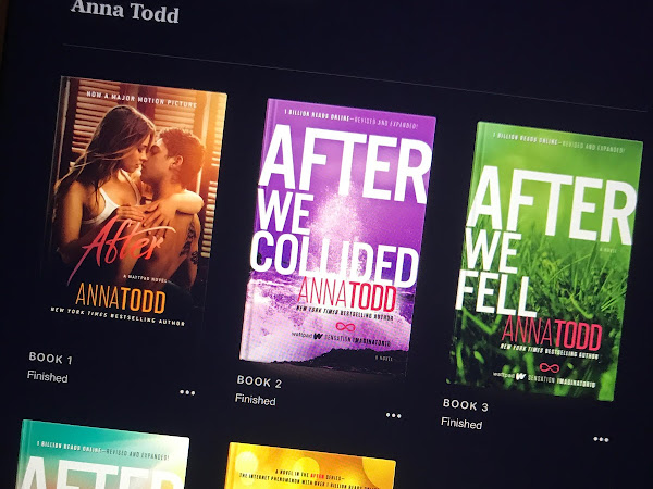 Book Review Wednesday: The After Series by Anna Todd