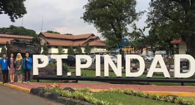 Lowongan Kerja besar besaran PT Pindad Jakarta