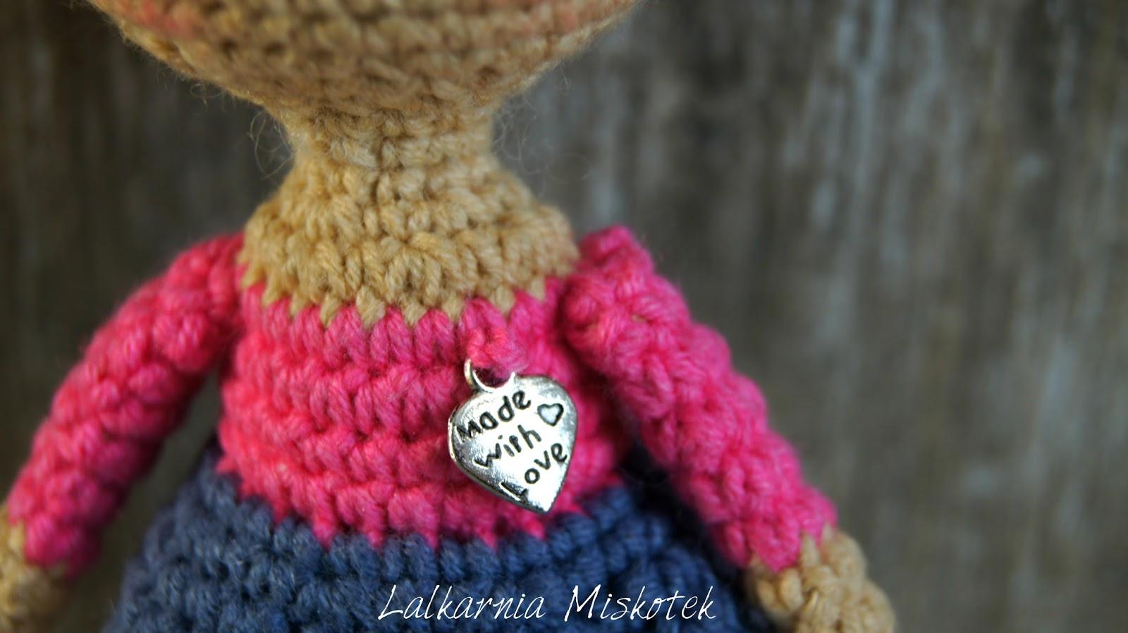 Lalki szydełko, lalki handmade, lalki ręcznie robione
