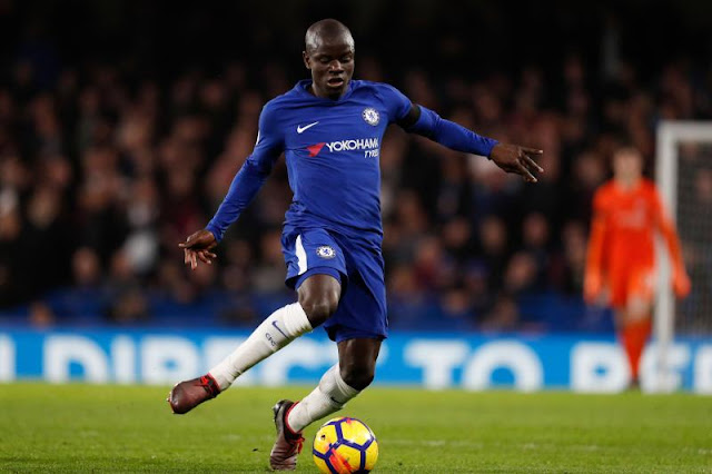 EPL: Kante opens up on rumoured Chelsea exit