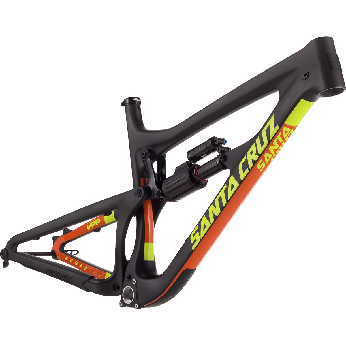 Santa Cruz Bicycles Nomad Carbon Cc Monarch Plus Mountain Bike Frame Mosso 669 Xc Pro Tech Specs Material