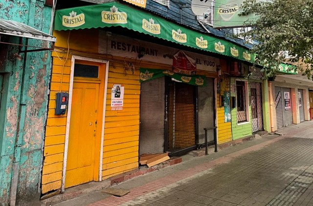 Osorno: Descubiertos en restaurante fueron detenidos