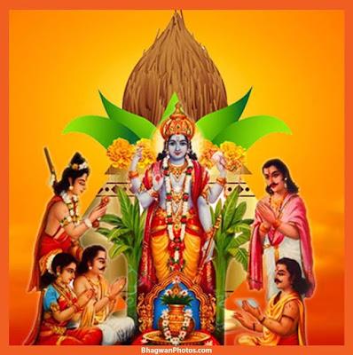 Satyanarayana Swami Images