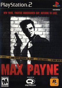 Max Payne 1 PT-BR PS2 Torrent
