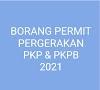 Borang Permit Pergerakan PKP & PKPB 2021