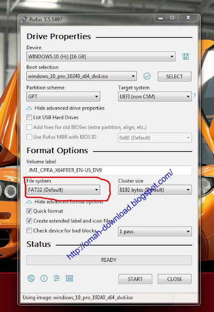 cara membuat bootable windows xp ke flashdisk
