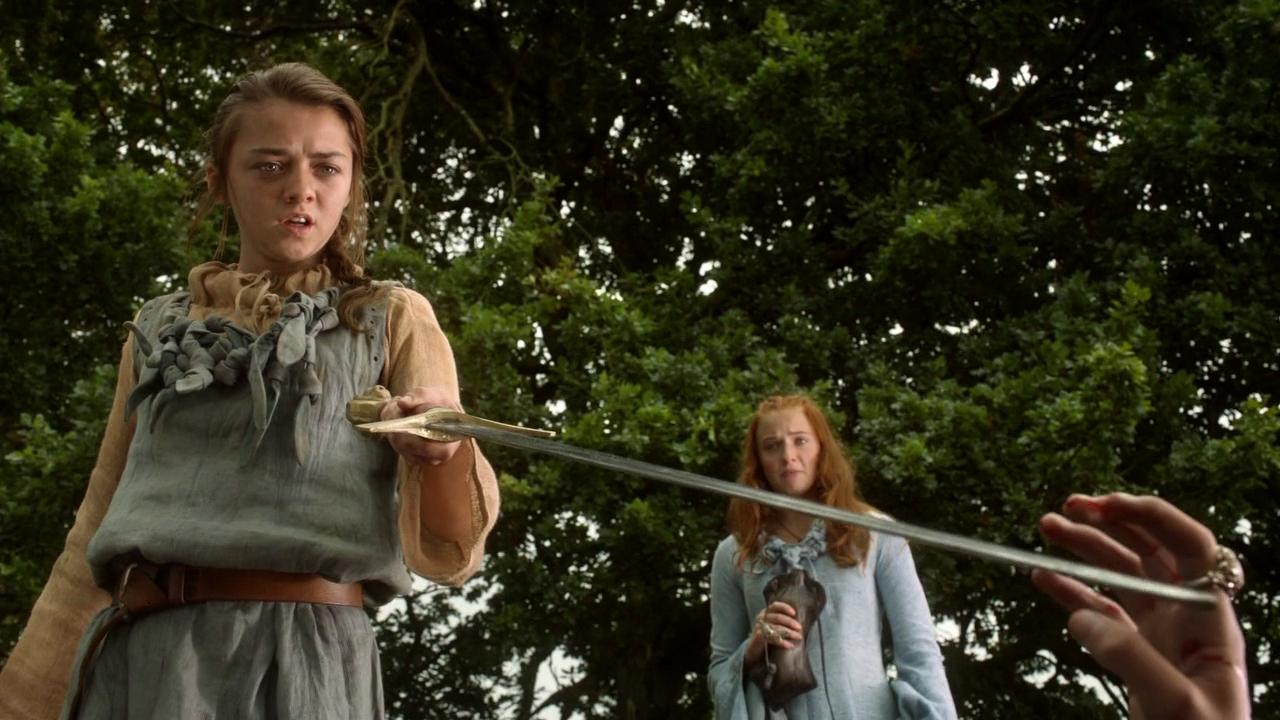 Resultado de imagem para espada joffrey+mycah