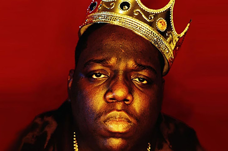 Biggie Get Inducted Into The Rock and Roll Hall of Fame