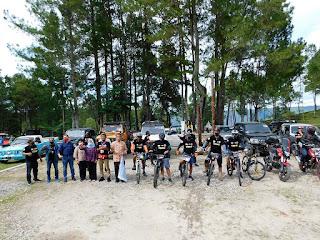 Touring Community To Lake Toba