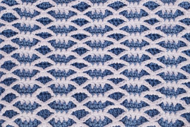 1 -Crochet Imagen Puntada combinada de otoño a crochet y ganchillo por Majovel Crochet