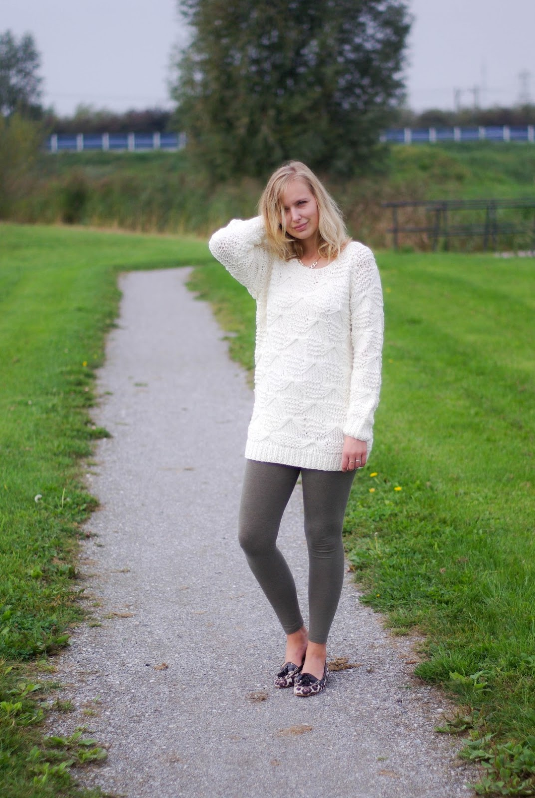 OUTFIT   CHUNKY KNIT