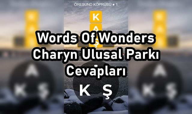 Words Of Wonders Charyn Ulusal Parkı Cevaplari