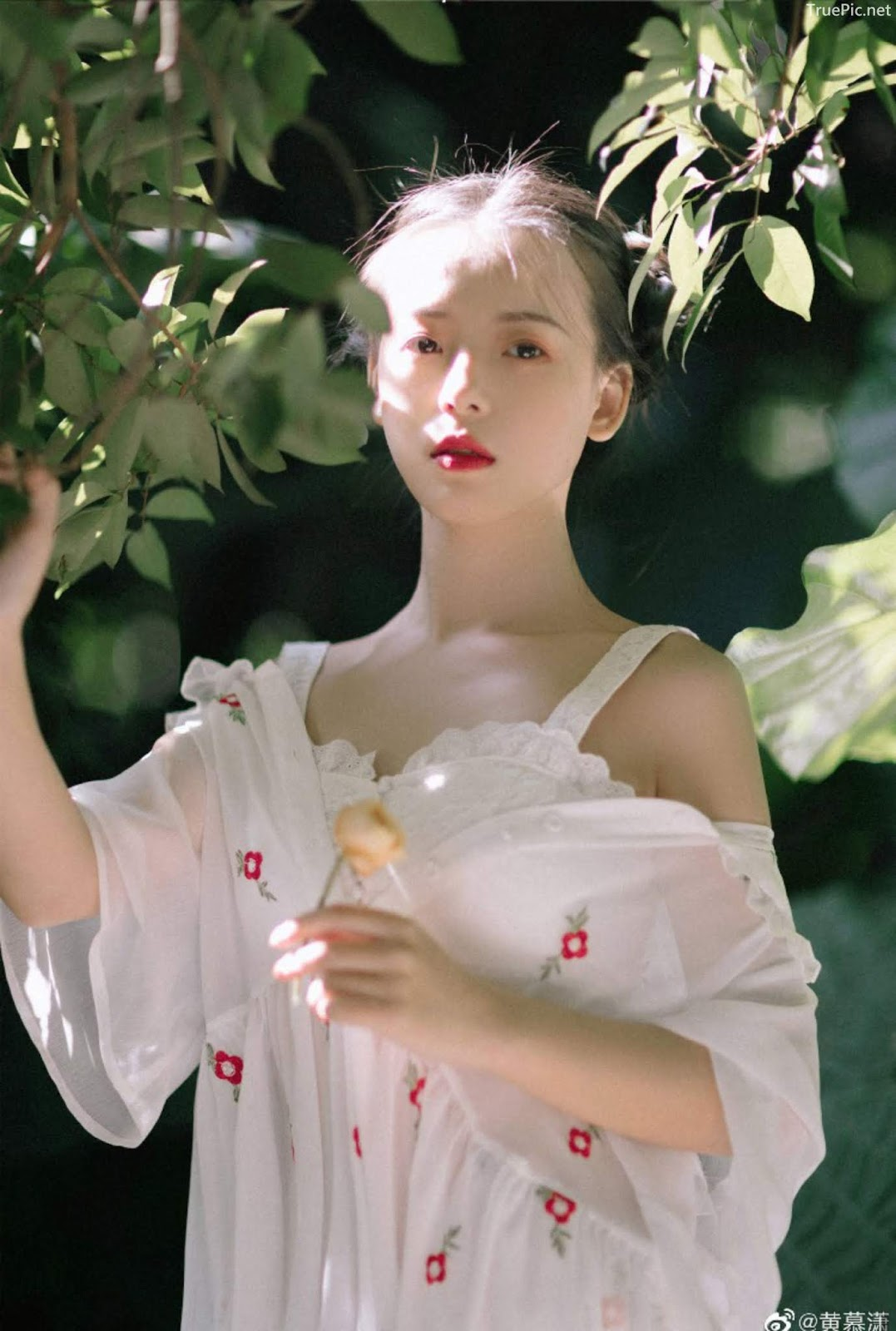 Chinese model - Welcome sunshine with fairy of flowers - Picture 5
