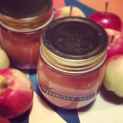 omenahillo, uuniomenahillo, dymo, omenoita