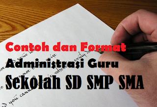 Download Administrasi Guru