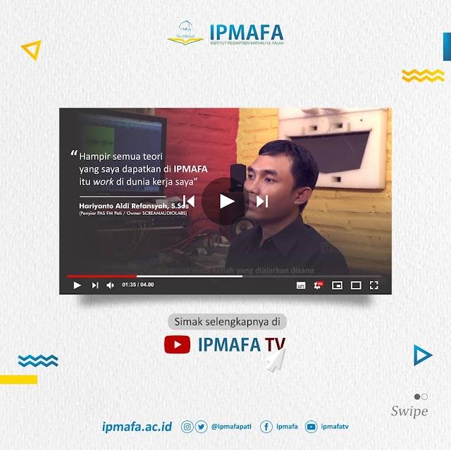 Praktisi Juga Butuh Teori - Bersama Alumni KPI IPMAFA