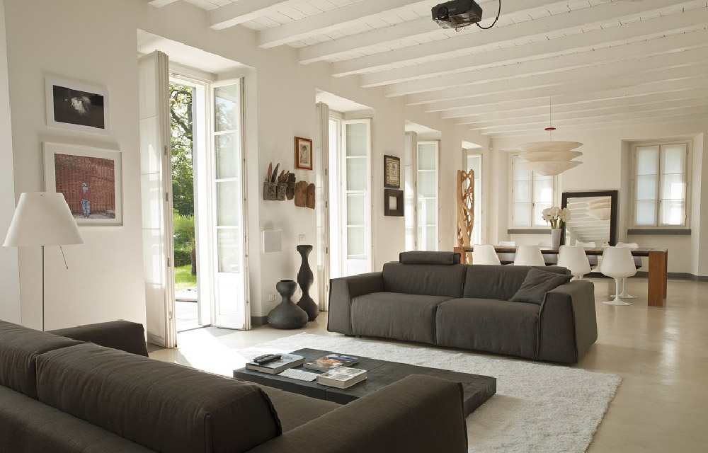 Milano Bedding: divani e divani letto in linea con le tendenze d ...