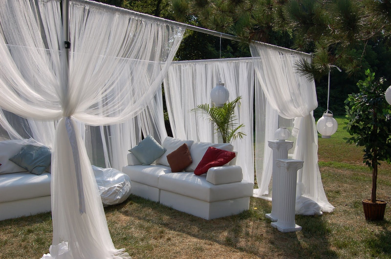 Eye Candy Events Event Design Tip Cabanas