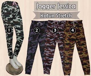 Celana army wanita trend masa kini