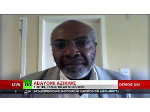Pan-African Journal: Worldwide Radio Broadcast