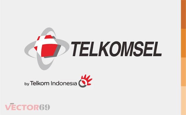 Logo Telkomsel - Download Vector File AI (Adobe Illustrator)