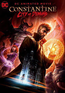 Constantine: Cidade de Demônios: O Filme - Legendado