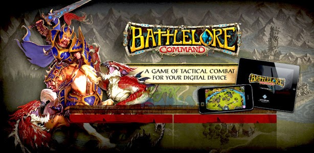 Battlelore Command Apk + Data