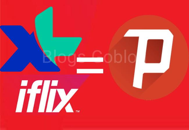 Cara Setting Psiphon Pro Untuk Mengubah Kuota Iflix XL Menjadi Kuota Reguler Terbaru Terbaru