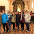 Cientos de personas ascienden a la ermita de Santa Águeda