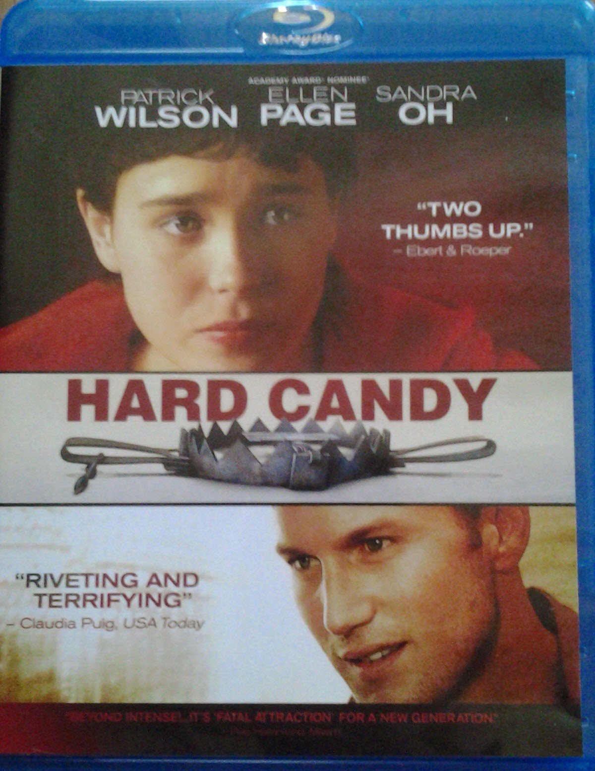 DVD Cover - Hard Candy