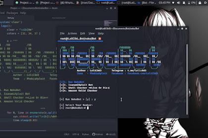 Nekobot V1 - BOT Exploit - Priv8 Auto Upload Shell / AUTO EXPLOIT 2020 - 500+ Exploit