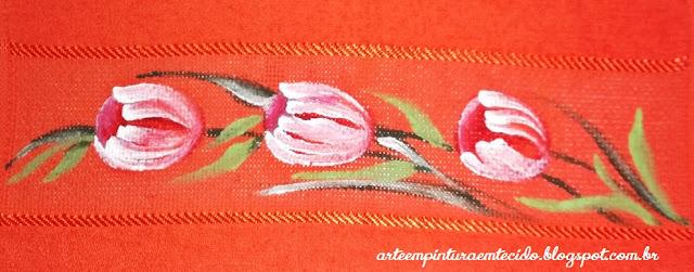 tulipas pintadas barrado