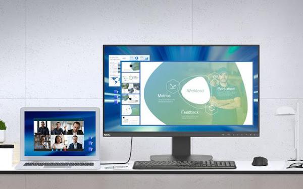 Sharp NEC anuncia dois novos monitores