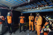 Tim Sar Gabungan Lakukan Pencarian Bocah Tenggelam Di Kali Cisadane