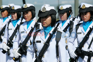 Contoh Pidato Hari Korps Wanita Angkatan Laut