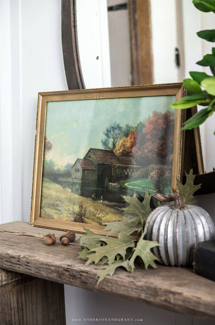 Everything you need to decorate a fall home that is warm and cohesive.