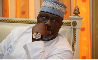 """""""Surrender yourself for arrest and investigation"""" - Police to Dino Melaye"""