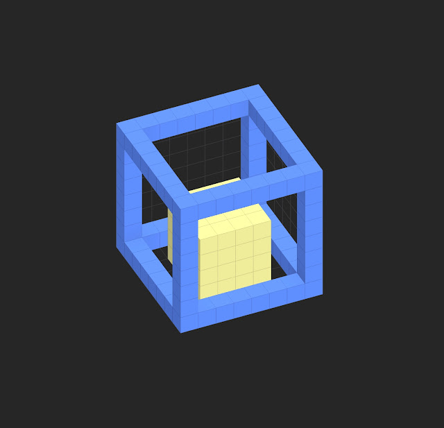Add voxels for the lantern