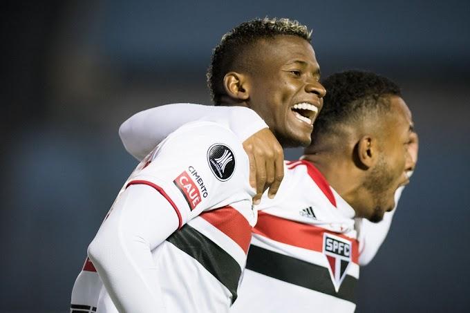 Ainda sem Daniel Alves, Orejuela e Igor Vinicius acirram disputa por vaga no São Paulo