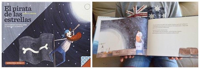 cuentos infantiles desarrollar fomentar empatia niños , el pirata de las estrellas