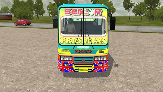 download mod bussid engkel full anim terbaru