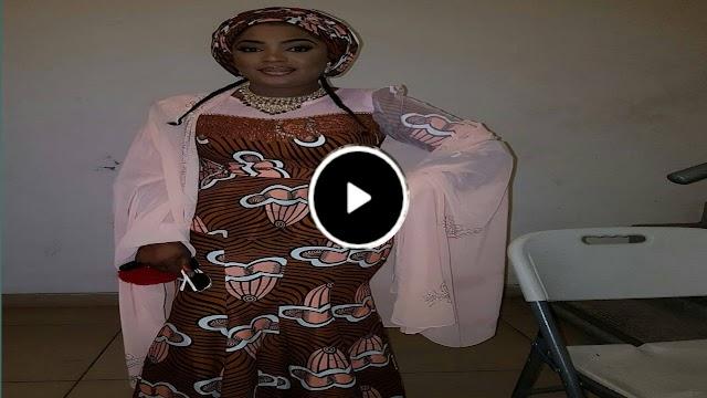 Sabon video Aisha aliyu tsamiya na happy Monday ga masoyanta