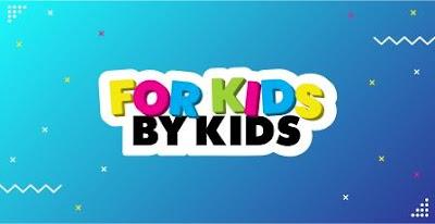 KidsCon graphic - by Kids for Kids