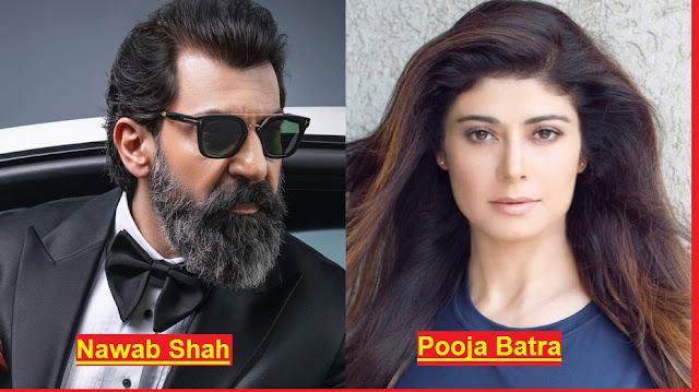 Bollywood News Nawab Shah with Pooja