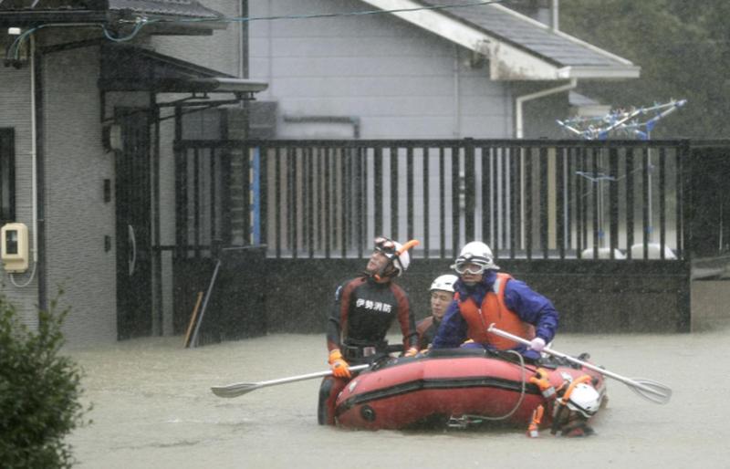 Những thiệt hại do bão ở Nhật Bản 2019 diiho.com