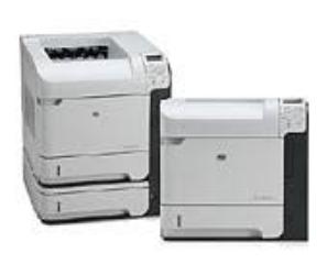 HP LaserJet P4510 Printer Series
