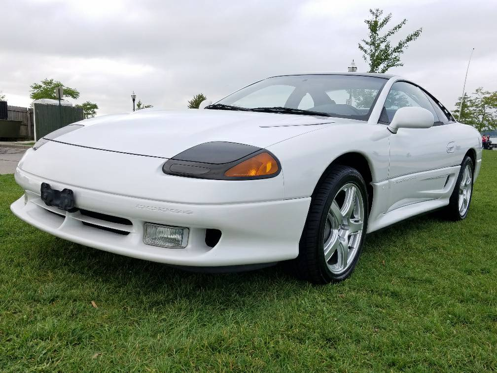 daily turismo white knight 1992 dodge stealth r t twin turbo. Black Bedroom Furniture Sets. Home Design Ideas