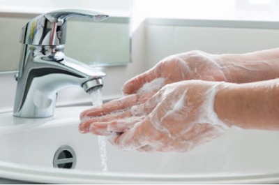 7 Steps of hand washing to be done so that hands are really clean