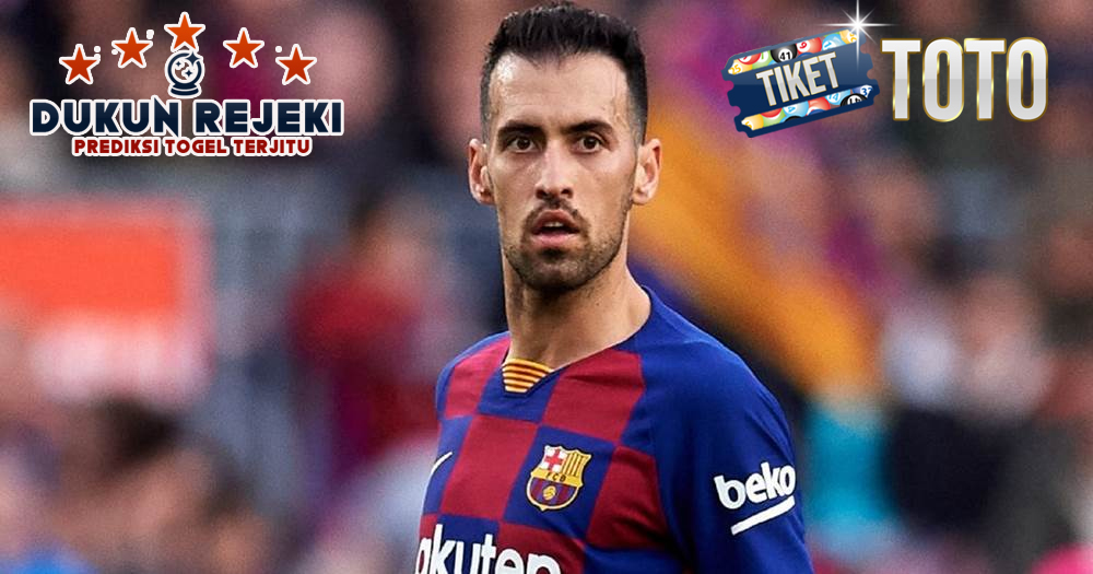 Sergio Busquets Tak Yakin La Liga Bisa Dilanjutkan