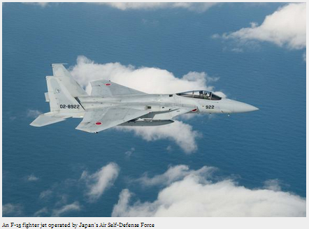 Japan eyes fiercer fighter jets to counter China - ISMAIL SIF
